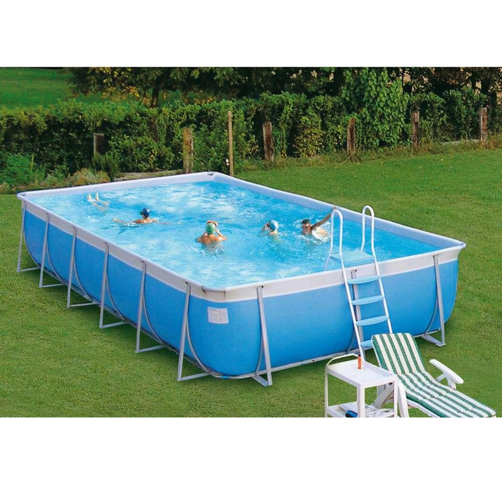 Piscine fuori terra autoportanti futura top 1000 piscine for 1000 piscine
