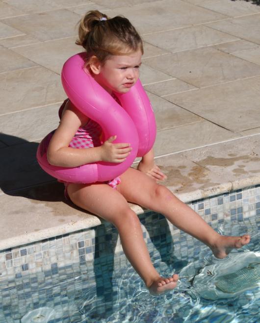 Giubbotto tubolare - impara a nuotare facilmente