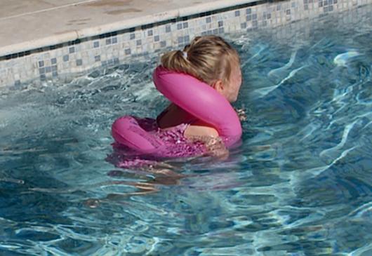 Giubbotto Tubolare - Ausilio per Nuotare