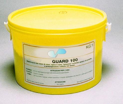 Guard 100 – Stabilizzante del cloro in polvere