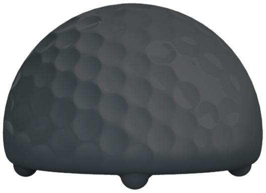 Hot Ball colore Antracite