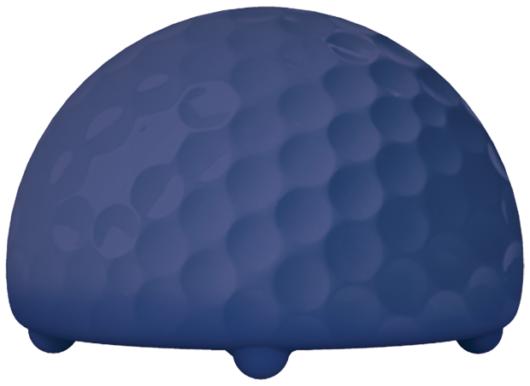 Hot Ball colore Blu