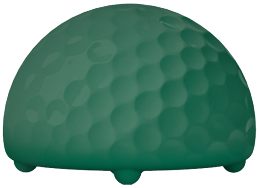 Hot Ball colore Verde