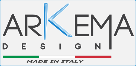 Logo Arkema Design made in Italy