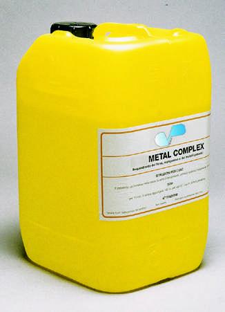 Metal Complex - Sequestrante liquido del ferro e metalli pesanti