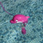Mini termometro Delfino