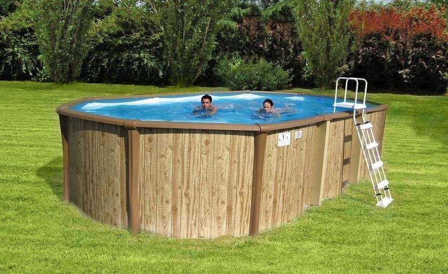 Piscine fuori terra autoportanti antigua 1000 piscine - Piscine fuori terra autoportanti ...