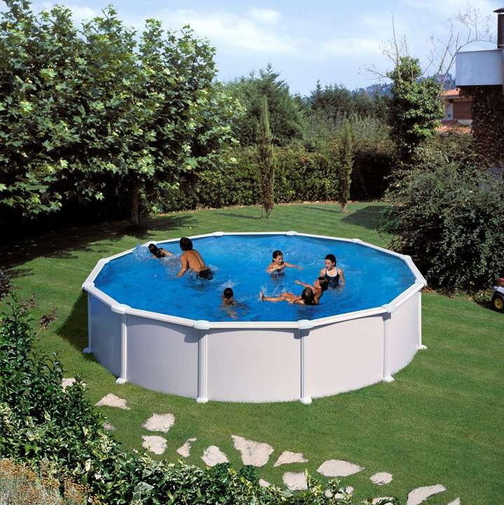 Piscina atlantis tonda 1000 piscine for Atlantis piscine