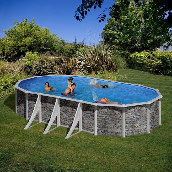 Piscina cerdena ovale o tonda piscine fuori terra 1000 for 1000 piscine