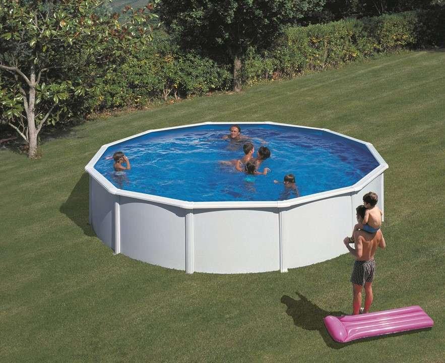 Piscina atlantis ovale o tonda piscine fuori terra - Piscine fuori terra autoportanti ...