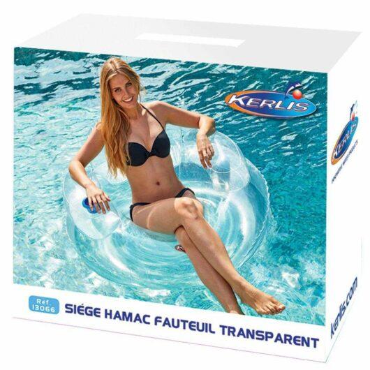 Poltrona Hamac Trasparente Imballaggio