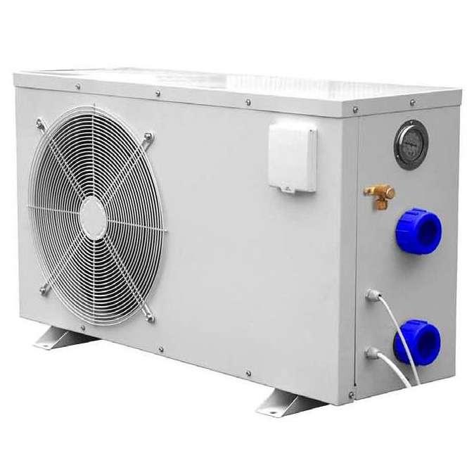 Riscaldamento per piscine pompe di calore scambiatori di for Pompa filtro laghetto solare