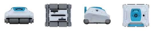 Robot pulitore Astralpool NET3