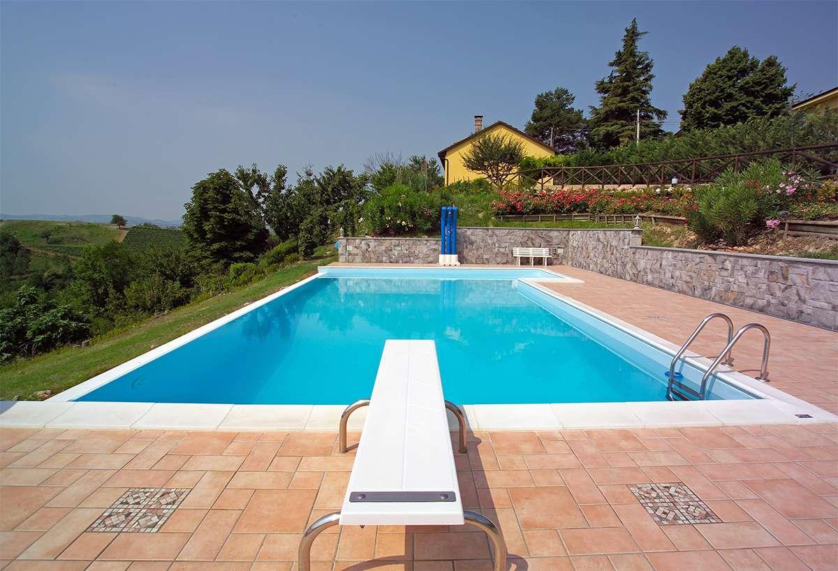 Trampolino modello rana 1000 piscine - Accessori per piscine interrate ...