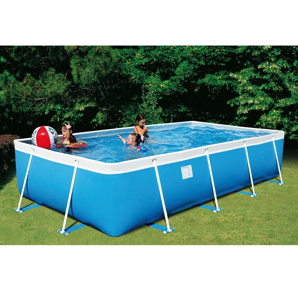 Piscine fuori terra autoportanti rio 1000 piscine - Piscina fuori terra ...