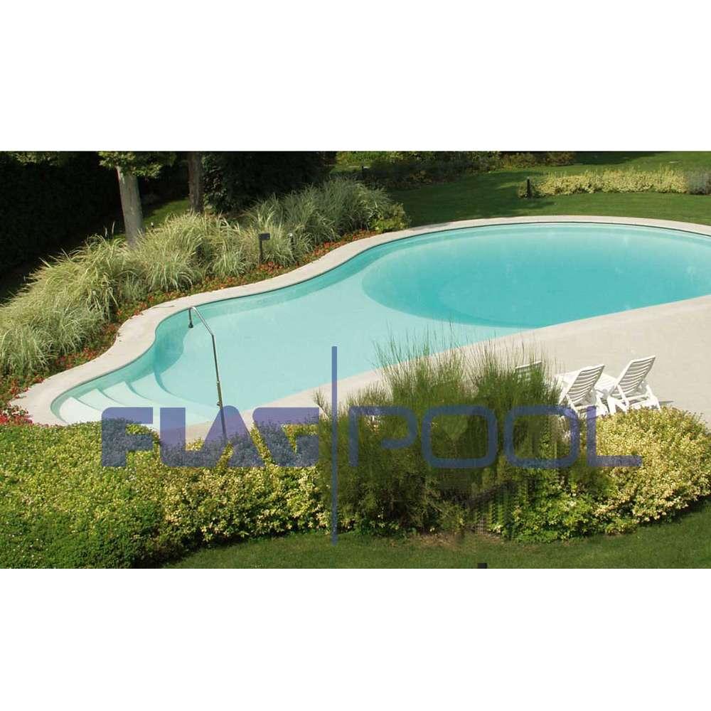 Rivestimenti interni per piscine in PVC armato – colori tinta unita ...