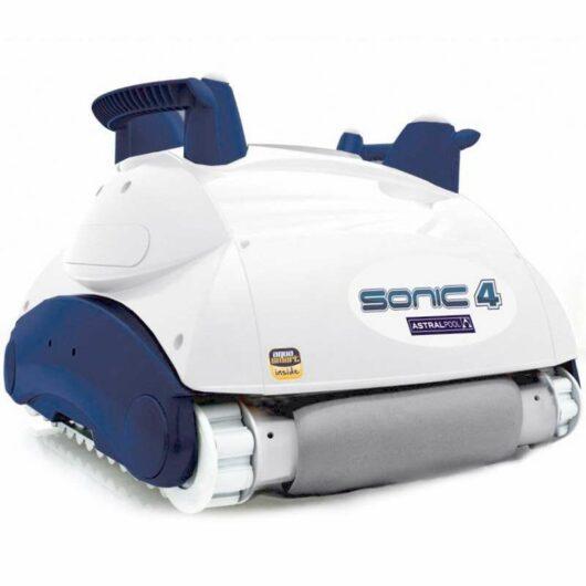 Robot pulitore per piscina Sonic 4