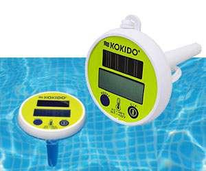 Termometro digitale per piscina for Termometro piscina