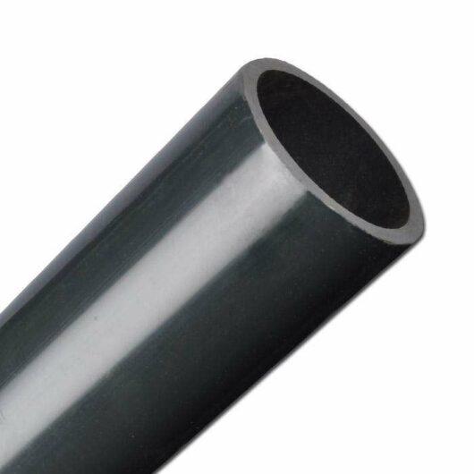 tubo in pvc rigid