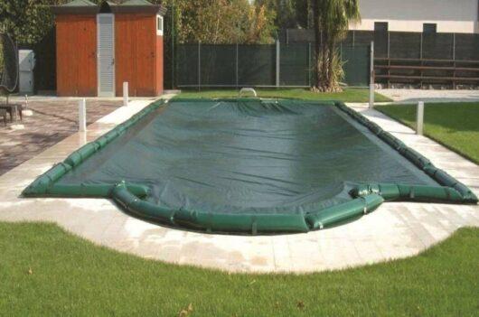 Tubolare copertura invernale piscina