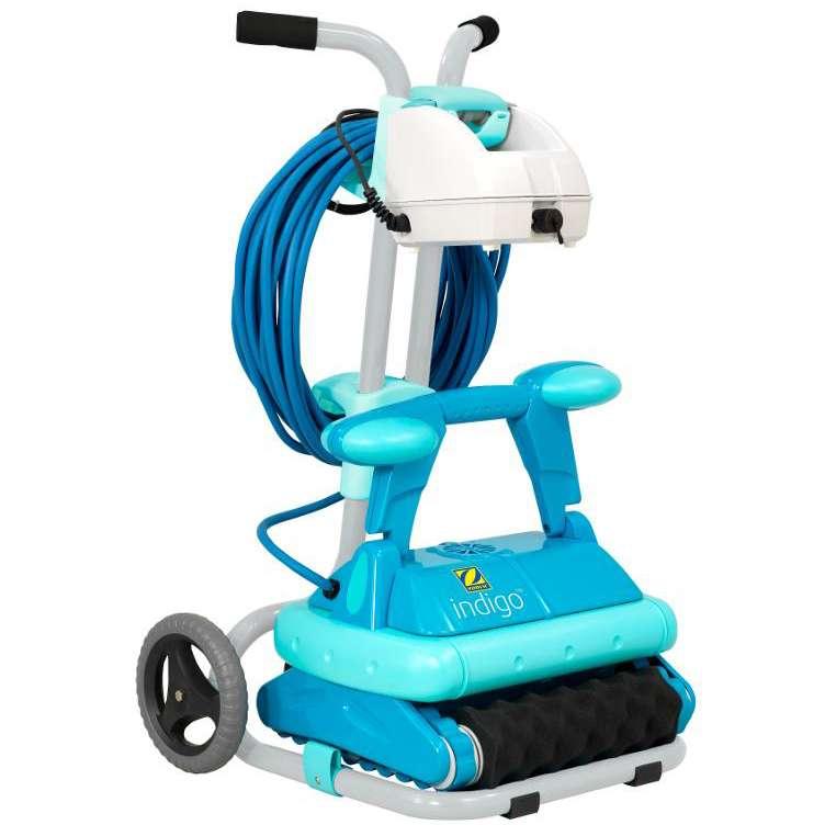 Zodiac indigo robot pulitore piscine for Robot piscine zodiac