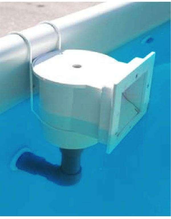 Kit skimmer con gancio per piscine fuoriterra 1000 piscine - Accessori piscina fuori terra ...